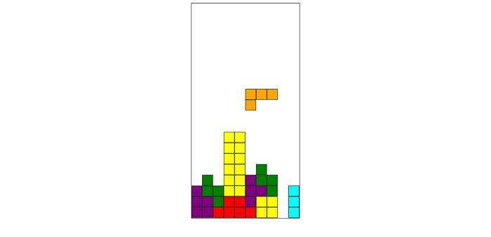 Canvas Tetris