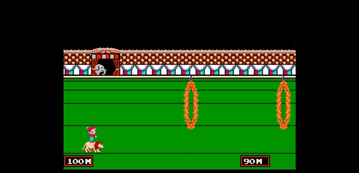 Circus Charly html5 tribute in phaser