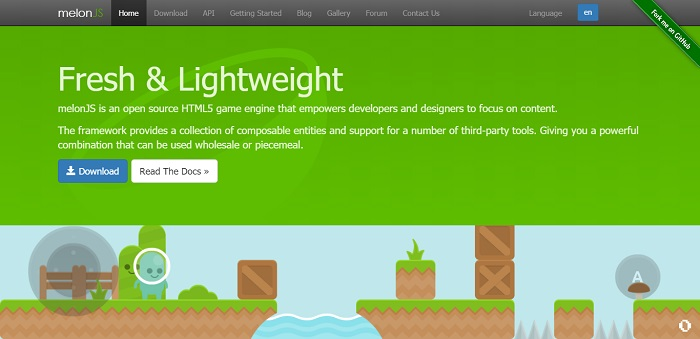 20 Open Source HTML5 And JavaScript Game Engines 2019 - Edopedia