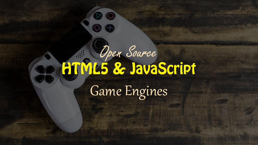 Open Source HTML5 And JavaScript Game Engines