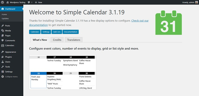 20 Best Free WordPress Event Calendar Plugins 2019 - Edopedia