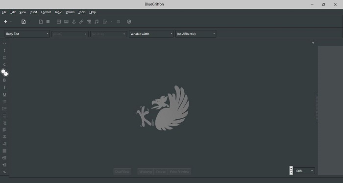 BlueGriffon Web And EPUB Editor