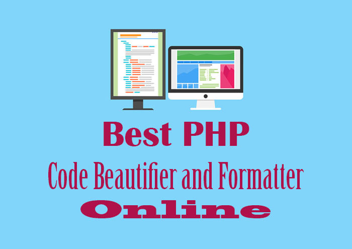 Best PHP Code Beautifier and Formatter Online