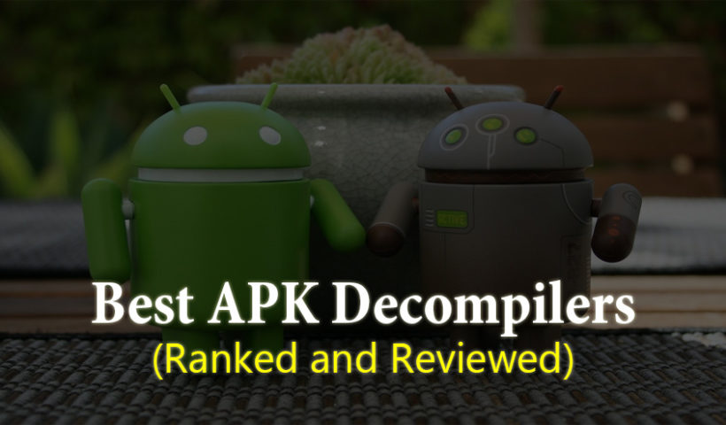 Best APK Decompilers