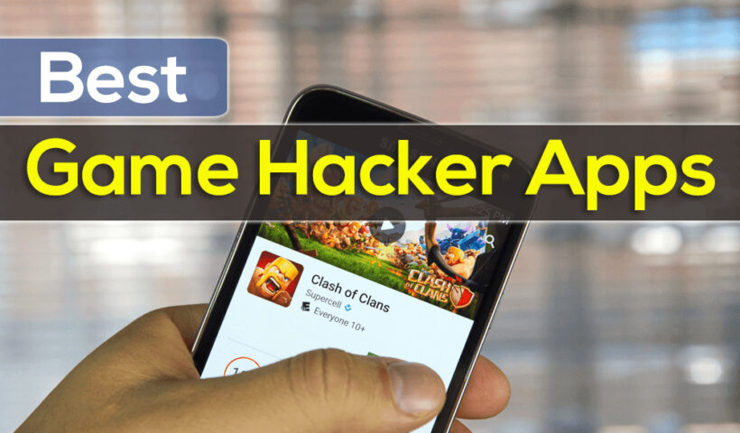 Android Game Hacking Apps and Tools
