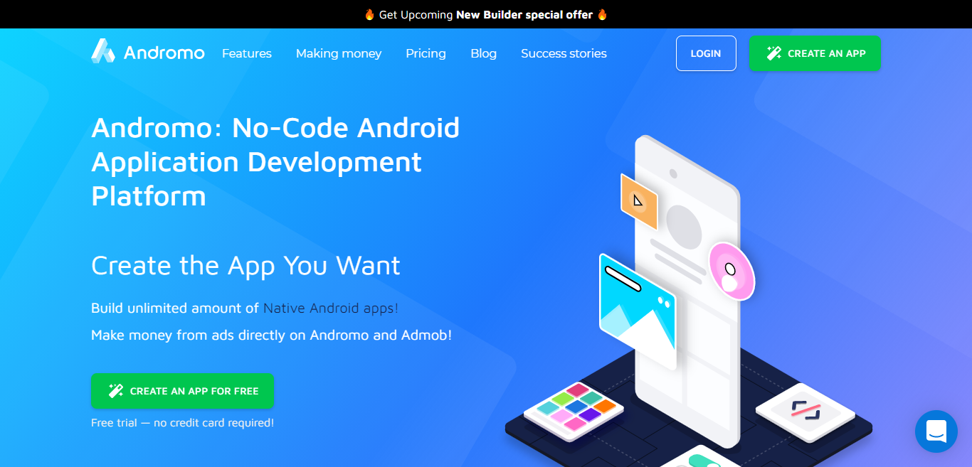 Creating Application For Android Without Coding